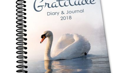 Gratitude Diary and Journal 2018